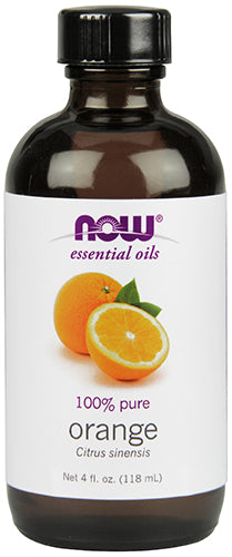 Shop NOW Foods Orange Oil Sweet, 4 Fluid Ounce online  scented-oils
