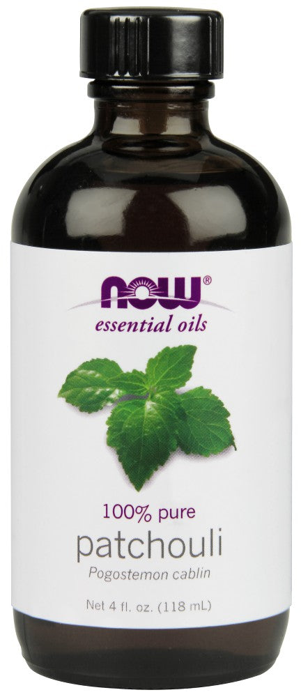 Shop NOW Foods Patchouli Oil, 4 Fluid Ounce online  scented-oils