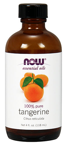 Shop NOW Foods Tangerine Oil, 4 Fluid Ounce online  scented-oils