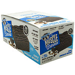 Shop Lenny & Larry's Muscle Brownies, Triple Chocolate, 12 x 2.82 Ounce online  sports-nutrition-cookies-and-brownies