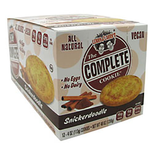 Shop Lenny & Larry's Complete Cookie, Snickerdoodle, 12 Count online  sports-nutrition-cookies-and-brownies