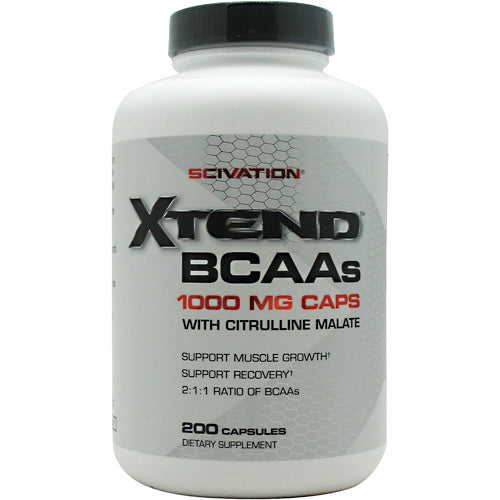 Shop Scivation Xtend BCAA Caps, 200 Capsule online  branched-chain-amino-acids-nutritional-supplements