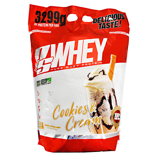 Shop Pro Supps PS Whey, Cookies and Cream, 10 Pound online  sports-nutrition-whey-protein-powders
