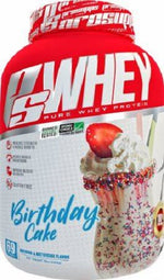 Shop Pro Supps PS Whey, Birthday Cake, 5 Pound online  sports-nutrition-whey-protein-powders