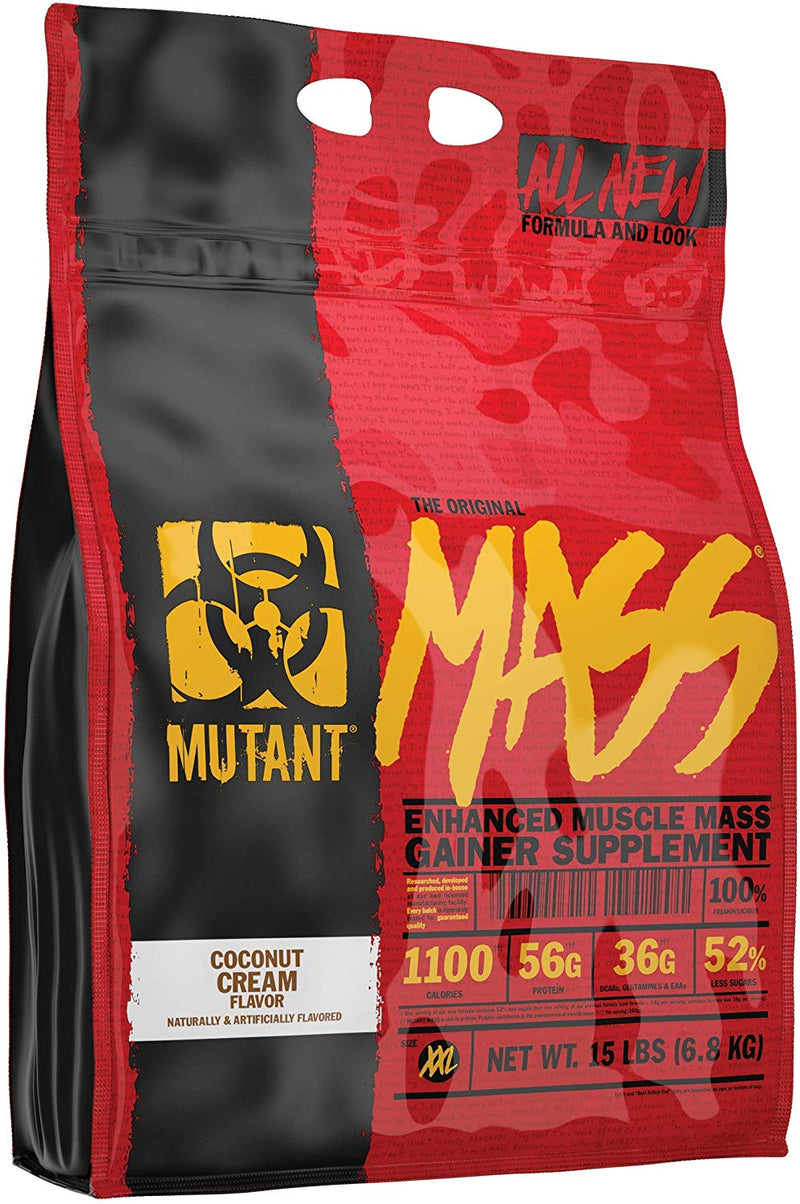 Shop Mutant MASS Whey Protein, Coconut Cream, 15 Pounds online  sports-nutrition-protein-powder-blends