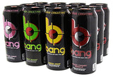 Shop VPX Bang, Variety Pack 2, 16 Fluid Ounce (12 Pack) online  sports-nutrition-endurance-and-energy-drinks