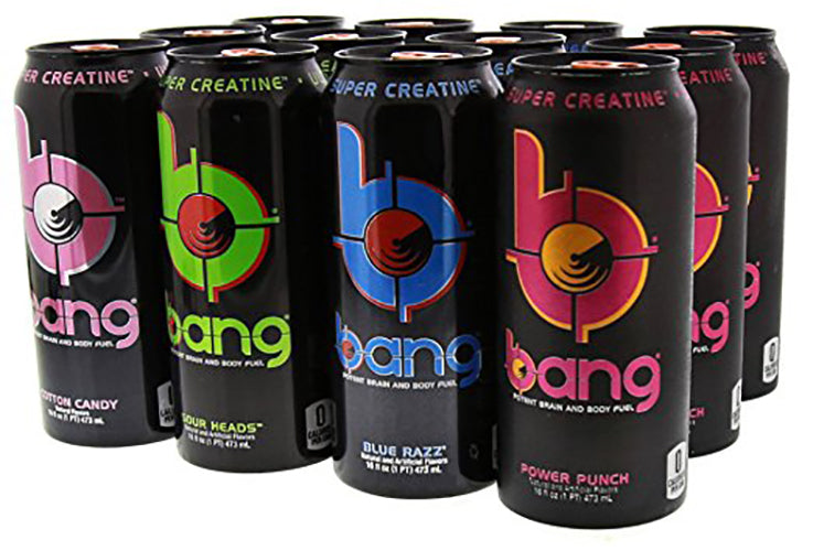 Shop VPX Bang, Variety Pack 1, 16 Fluid Ounce (12 Pack) online  sports-nutrition-endurance-and-energy-drinks