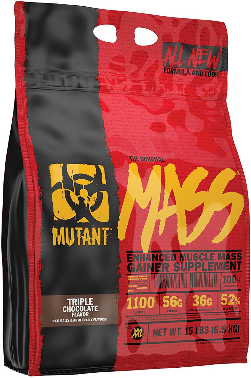 Shop Mutant MASS Whey Protein, Triple Chocolate, 15 Pounds online  sports-nutrition-protein-powder-blends
