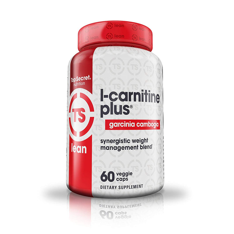 Shop Top Secret Nutrition L-Carnitine + Garcinia Cambogia, 60 Count (Pack of 1) online