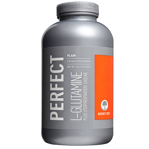 Shop Nature's Best Perfect L-Glutamine, 10.05 Ounce online  l-glutamine-nutritional-supplements