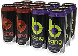 Shop VPX Bang, Variety Pack Purple Guava & Root Beer, 16 Fluid Ounce (12 Pack) online  sports-nutrition-endurance-and-energy-drinks
