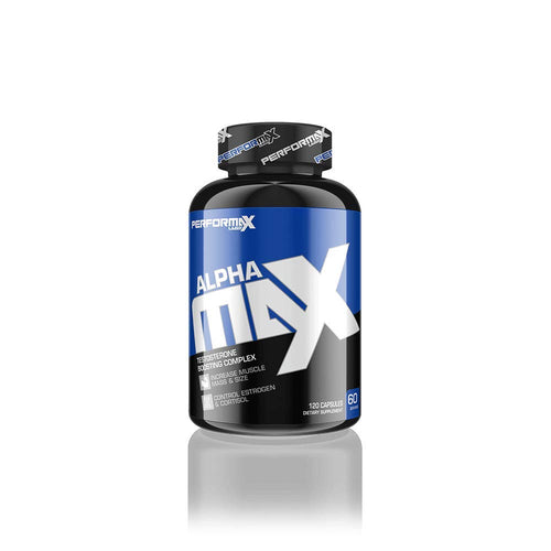 Shop PerforMax Labs AlphaMax, 120 Capsule online  sports-nutrition-testosterone-boosters