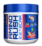 Shop VPX Amino Rush, Black Cherry Vanilla, 30 Serving online  branched-chain-amino-acids-nutritional-supplements