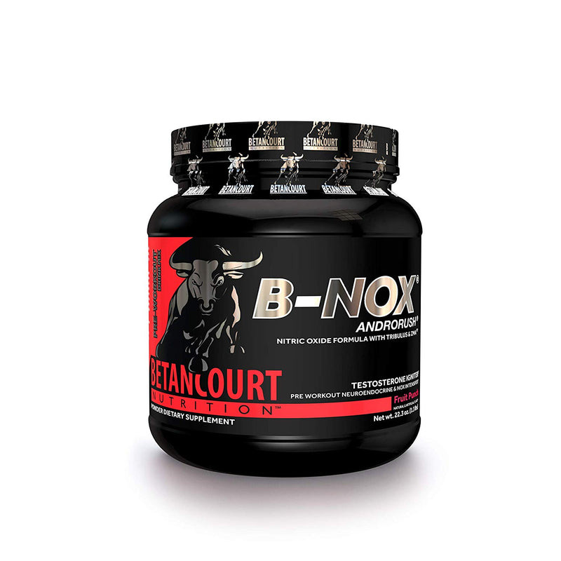 Shop Betancourt Nutrition B-NOX, 35 Serving, Fruit Punch online  sports-nutrition-pre-workout-powders