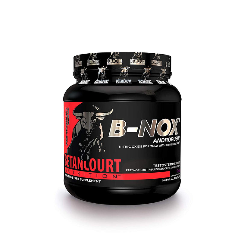 Shop Betancourt Nutrition B-NOX, 35 Serving, Grape online  sports-nutrition-pre-workout-powders