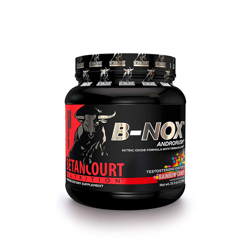 Shop Betancourt Nutrition B-NOX, 35 Serving, Rainbow Candy online  sports-nutrition-pre-workout-supplements