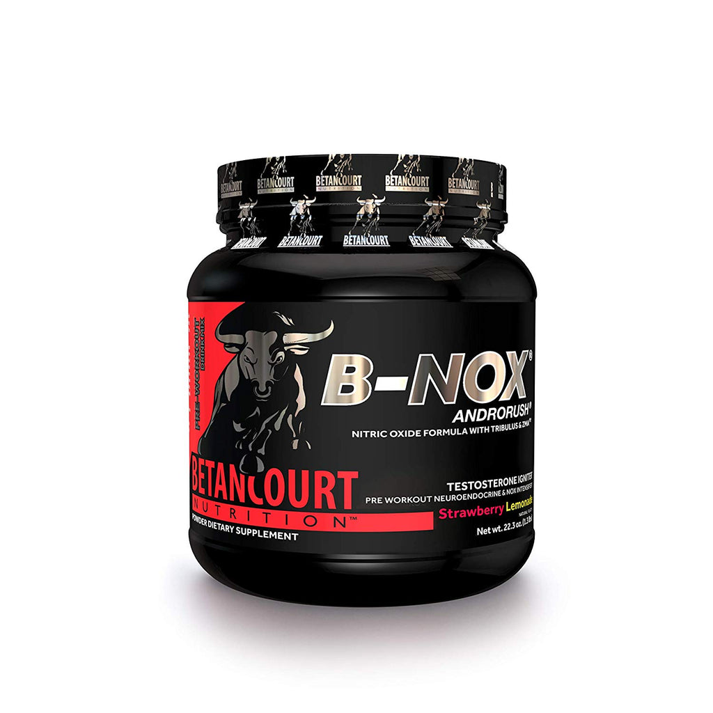 Shop Betancourt Nutrition B-NOX, 35 Serving, Strawberry Lemonade online  sports-nutrition-pre-workout-supplements
