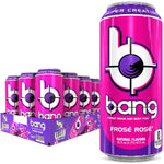 Shop VPX Bang, Frose Rose, 16 Fluid Ounce (12 Pack) online  energy-drinks