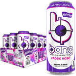 Shop VPX Bang Natural, Frose Rose, 16 Fluid Ounce (12 Pack) online  energy-drinks
