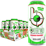 Shop VPX Bang Natural, Mango Bango, 16 Fluid Ounce (12 Pack) online  energy-drinks