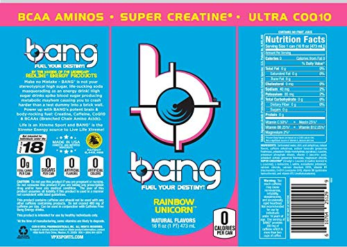 Bang Energy Drink