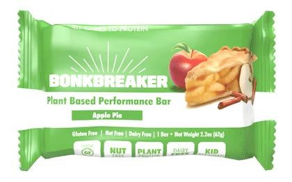 Shop Bonk Breaker Premium Performance Bars, Apple Pie, 1.76 Oz (12 Count) online  sports-nutrition-protein-bars