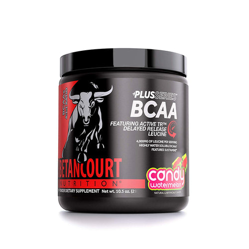 Shop Betancourt Nutrition Plus Series BCAA, Candy Watermelon, 30 Serving online  branched-chain-amino-acids-nutritional-supplements