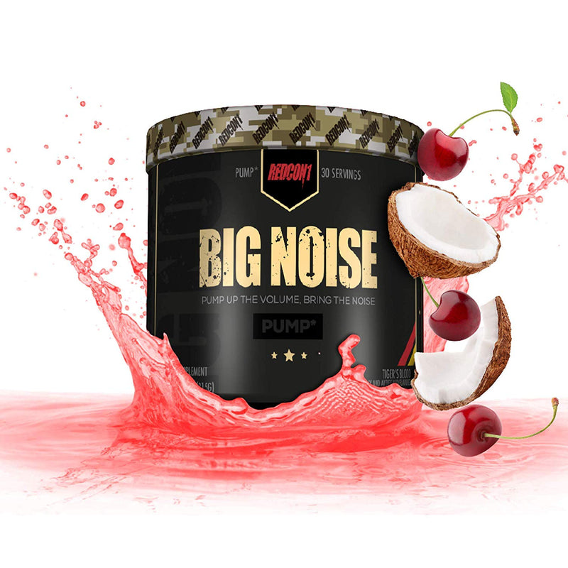 Shop RedCon1 Big Noise, 30 Serving, Tiger's Blood online  sports-nutrition-nitric-oxide-boosters