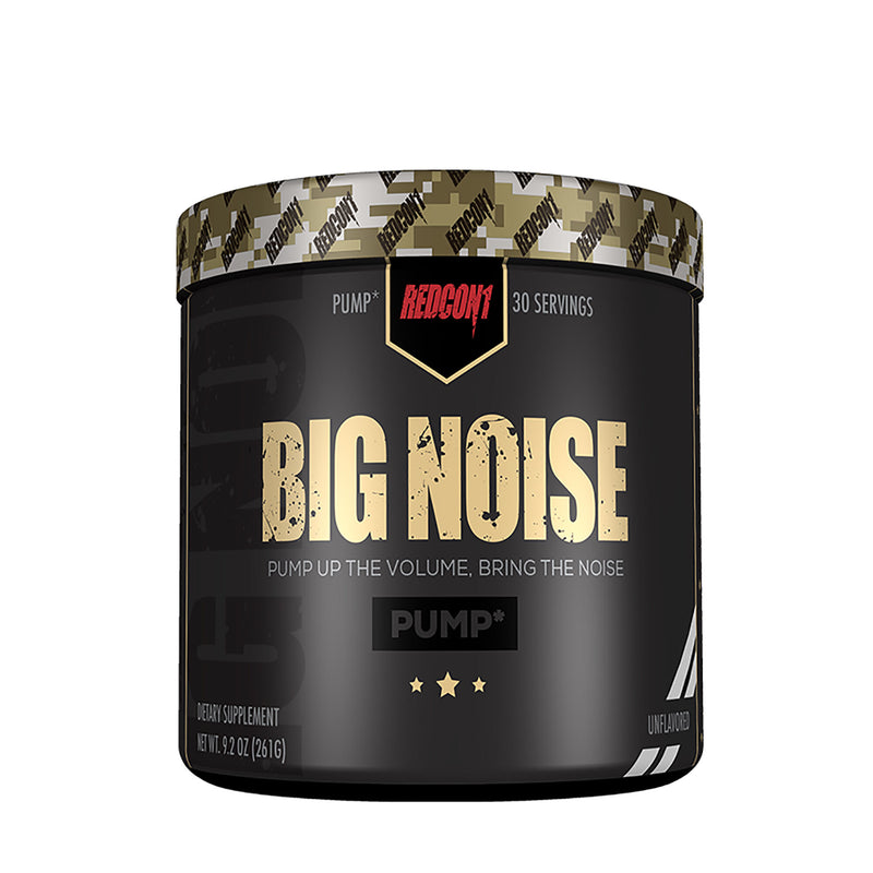 Shop RedCon1 Big Noise, 30 Serving, Unflavored online  sports-nutrition-nitric-oxide-boosters