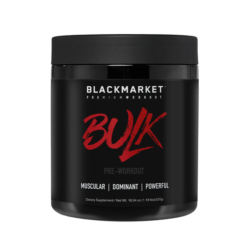 Shop BlackMarket Labs BULK 2.0, Black Cherry Bomb, 25 Serving online  sports-nutrition-pre-workout-powders