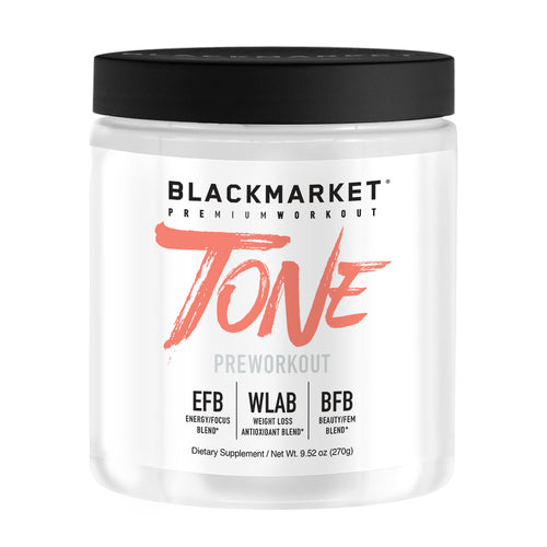 Shop BlackMarket Labs TONE, Orange Mango, 30 Serving online  sports-nutrition-pre-workout-powders