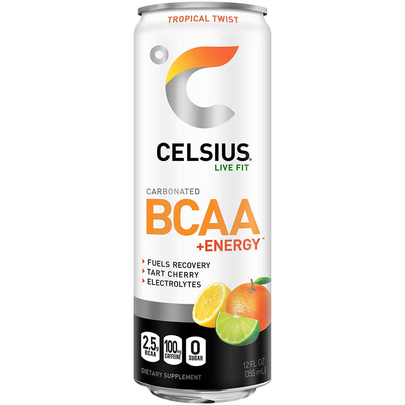 CELSIUS BCAA + ENERGY