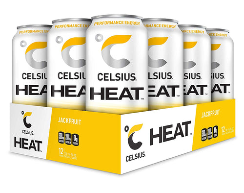 Shop CELSIUS Heat, 12-Pack, Jackfruit online  energy-drinks