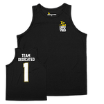 Shop DEDICATED Apparel & Accessories, Team Dedicated Basketball Jersey, Medium online  athletic-shirts