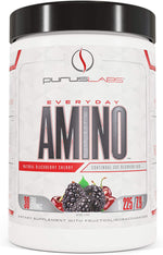 Shop Purus Labs Everyday Amino, 30 Serving, Blackberry Cherry online  branched-chain-amino-acids-nutritional-supplements