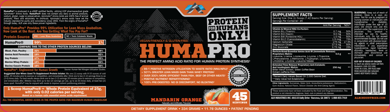 HumaPro Powder