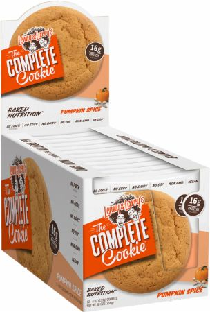 Shop Lenny & Larry's Complete Cookie, Pumpkin, 12 Count online  packaged-chocolate-snack-cookies