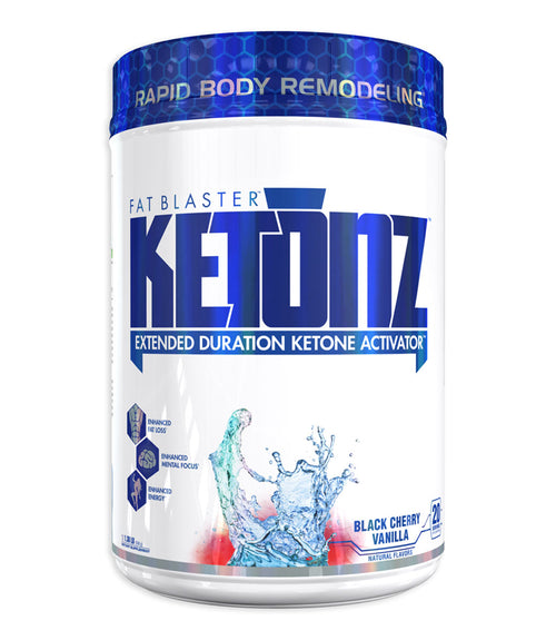 Shop VPX Ketonz, Black Cherry Vanilla, 20 Serving online  fat-burner-weight-loss-supplements