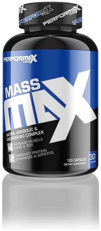 Shop PerforMax Labs MassMax, 120 Capsule online  sports-nutrition-testosterone-boosters