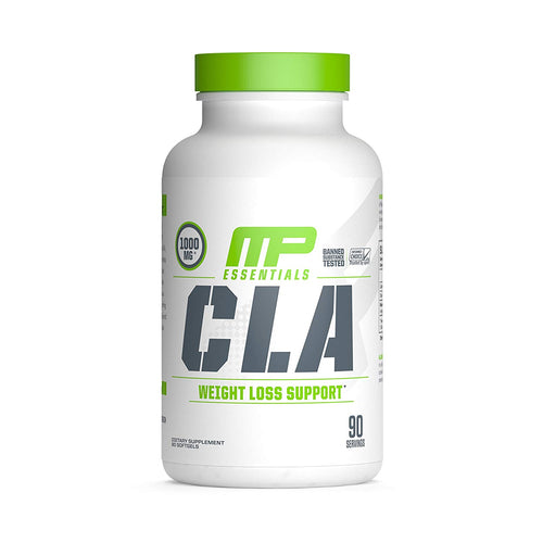Shop MusclePharm Essentials Series CLA, 90 Softgel online  cla-weight-loss-supplements
