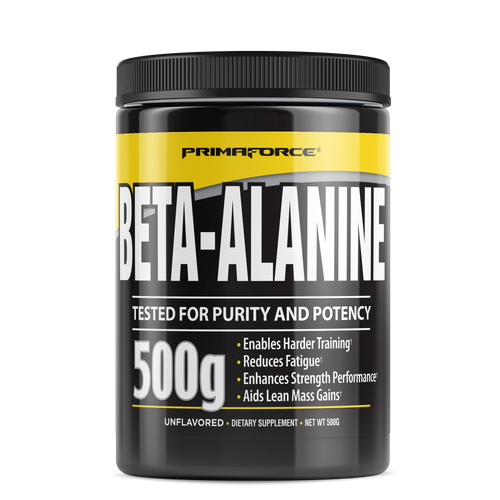 Shop Primaforce Beta-Alanine, Unflavored, 500 Gram online  beta-alanine-nutritional-supplements