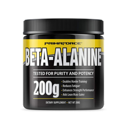 Shop Primaforce Beta-Alanine, Unflavored, 200 Gram online  beta-alanine-nutritional-supplements