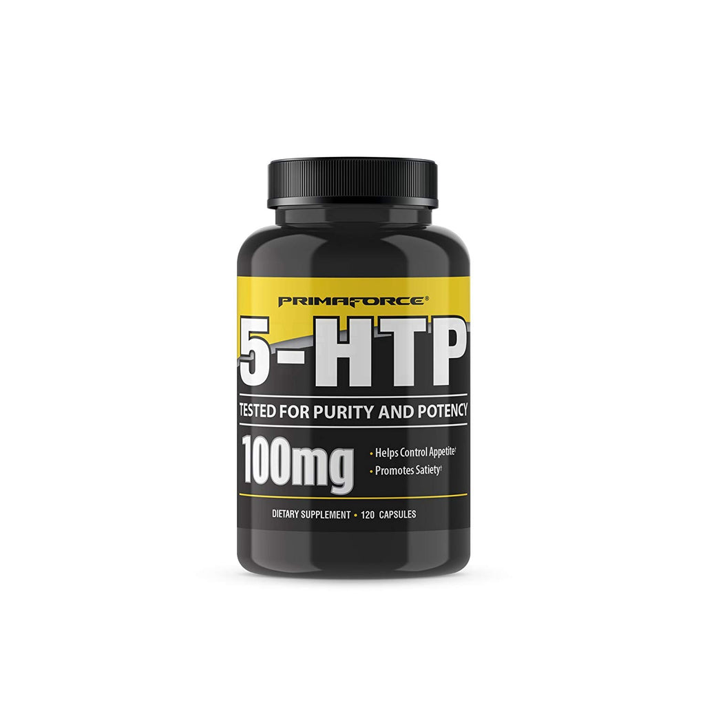 Shop Primaforce 5-HTP, 120 Vegetable Capsule online  5-htp-nutritional-supplements