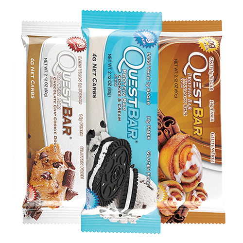 Shop Quest Nutrition Quest Bar Variety online  sports-nutrition-protein-bars