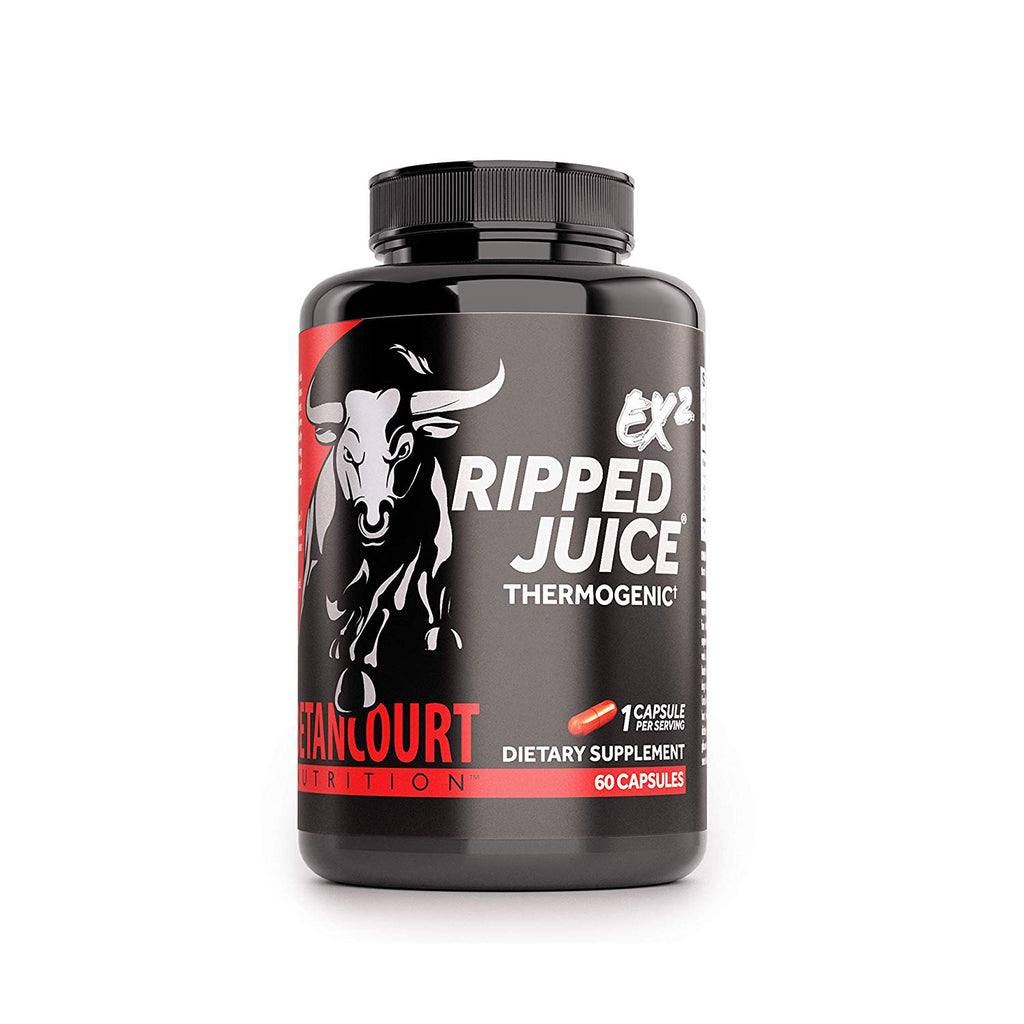 Shop Betancourt Nutrition Ripped Juice EX2 DMAA Free, 60 Capsule online  fat-burner-weight-loss-supplements