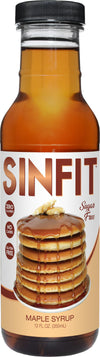Shop SinFit (Sinister Labs) Syrup, Maple, 12 Fluid Ounce (6 Pack) online  maple-syrups