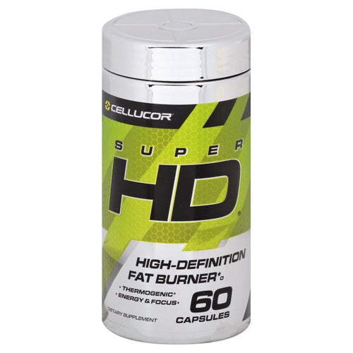 Shop Cellucor Super HD, 60 Capsule (Pack of 1) online  fat-burner-weight-loss-supplements