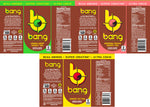 VPX Bang Triple Threat TEAse Variety Pack