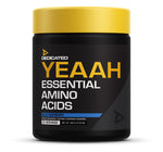 Shop DEDICATED YEAAH EAAs, 25 Servings, Blue Raspberry online  sports-nutrition-post-workout-and-recovery
