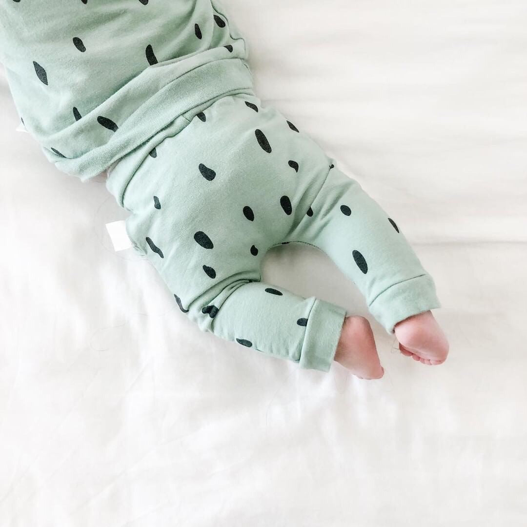 Modern Trousers with Spots